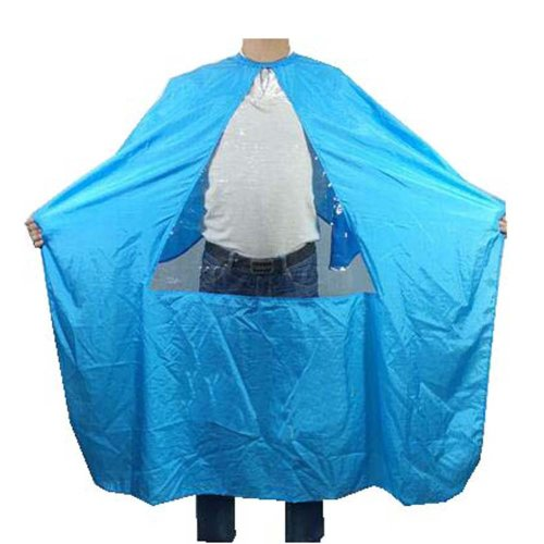 Waterproof Hairdressing Gown Cape Salon Barber Cloth Wrap Protect