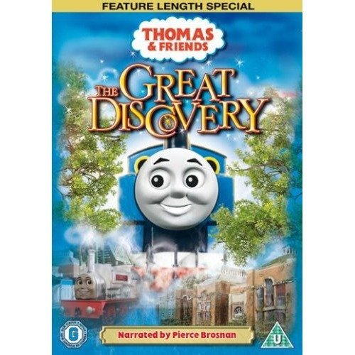 Thomas & Friends - The Great Discovery DVD [2008]