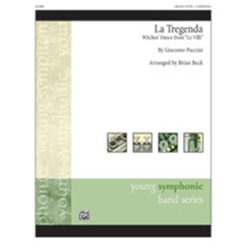Alfred 00-37817 LA TREGENDA-YS
