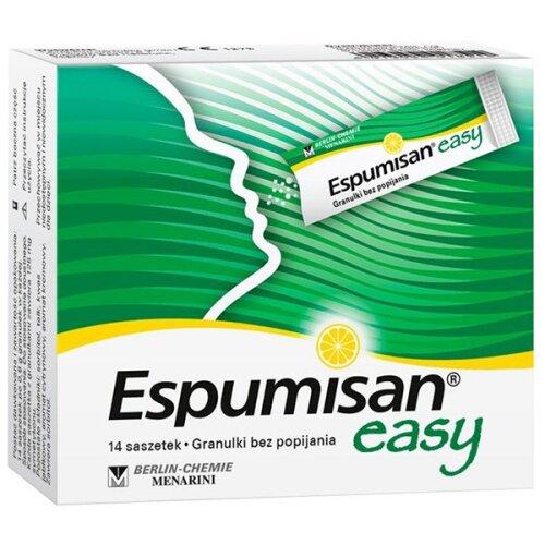 Espumisan Easy 125 mg, granules without washing them, 14 sachets