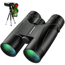 12X42 Powerful Binoculars High Power HD Binocular for Adults