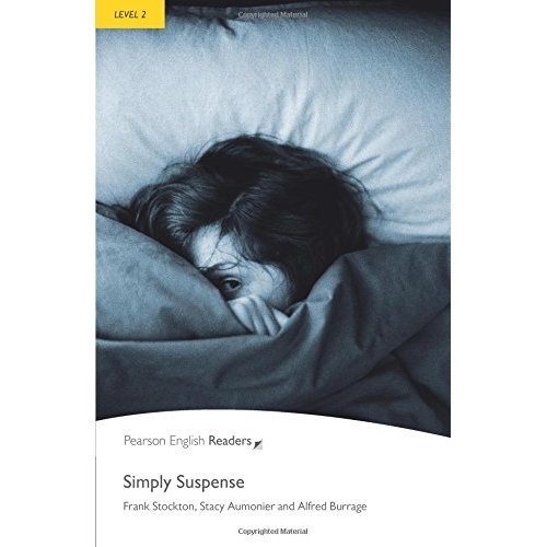 Simply Suspense: Level 2 (Pearson English Graded Readers)