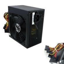 12CM Silent Fan PC Power Supply ATX Computer PSU 500 Watt