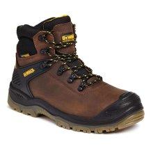 DeWALT Newark Brown Waterproof Hiker Safety Boot