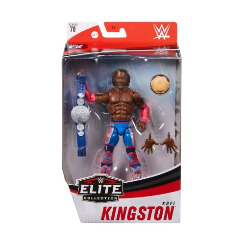 WWE Elite - Series 78 - Kofi Kingston Figure