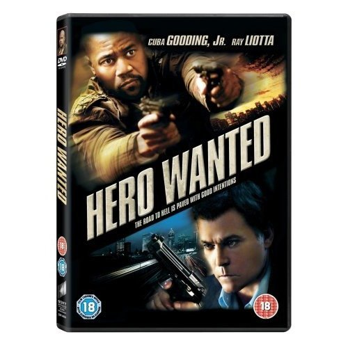 Hero Wanted DVD [2008]