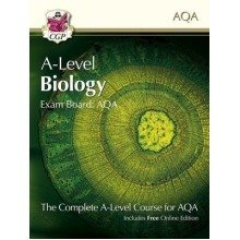 New A-level Biology for Aqa: Year 1 & 2 Student Book with Online Edition