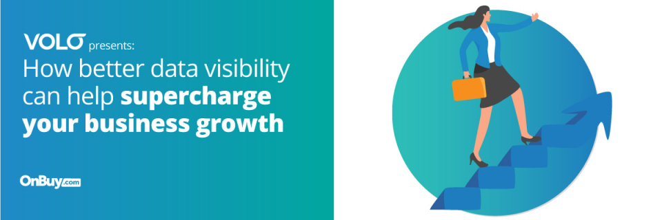Better Data Visibility Can Help Supercharge Your Business Growth banner image