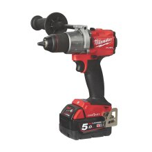 Milwaukee Combi Drill Brushless Cordless ONE-KEY M18 ONEPD2-502X FUEL 18V 5.0Ah - Used