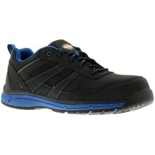 Dickies emerson Mens Safety Shoes & Trainers Composite Toe cap blue UK Size