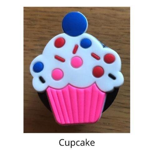 (Cup Cake) mobile phone holder Socket Finger grip Stand UK