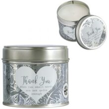 Sentiment Candle in Tin - Someone Special