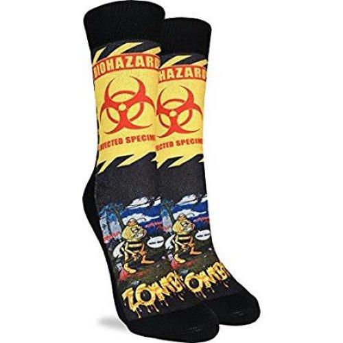 Socks - Good Luck Sock - Women's Active Fit - Zombees (5-9) 5033