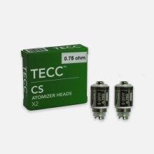 TECC CS Atomizer Heads (Pack of 2)