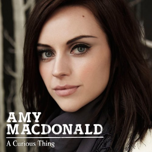 Amy Macdonald - a Curious Thing [CD]