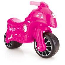 Dolu My First Motorbike - Pink Balance Bike