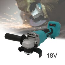 For Makita 18V Li-ion Cordless Brushless Angle Grinder Tool Bare 125mm