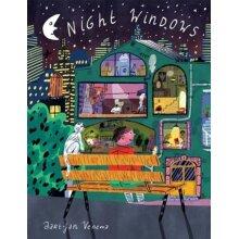 Night Windows by Jan Venema & Aart - Used