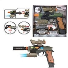 Toy Guns with Effects for Boys