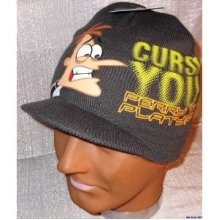 Beanie Cap - Phineas and Ferb - Perry Hat Anime Toys Gifts Licensed etpf3054