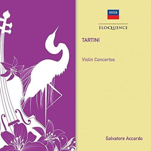 Salvatore Accardo; I Musici; English Chamber Orchestra - Tartini: Violin Concertos [CD]