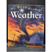 My Best Book of Weather - Used