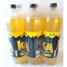 KA Sparkling Pineapple 6 x 2L