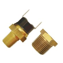 Derale D65-16730 Sending Unit Fan Switch Thermostat