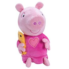 Peppa Pig Slumber N' Oink Peppa Plush