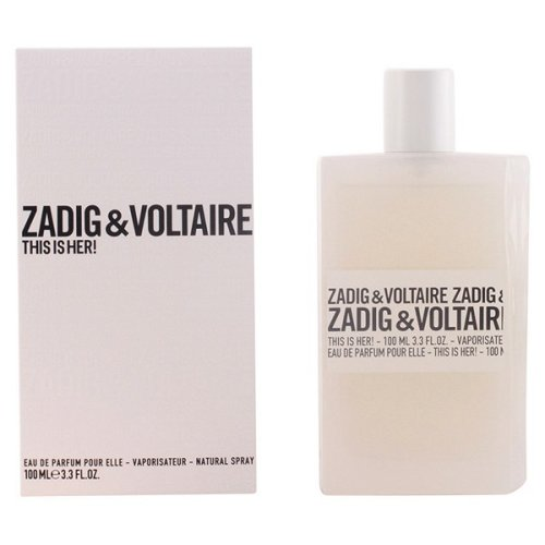 Women's Perfume This Is Her! Zadig & Voltaire EDP