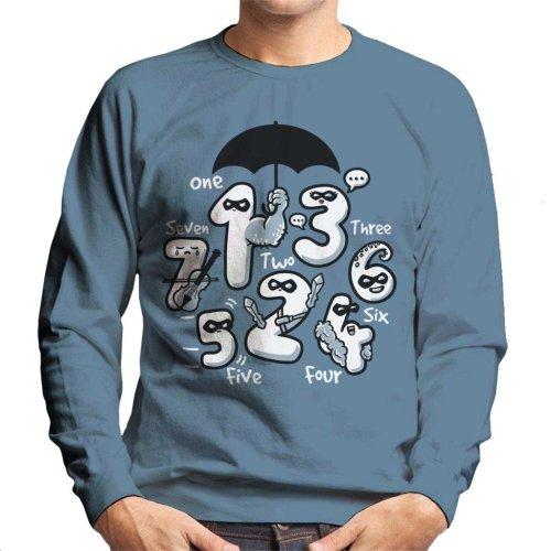 Umbrella Academy Numbers Men's Sweatshirt