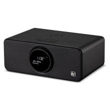 KitSound Boom DAB/FM/Bluetooth Radio Speaker Alarm USB Aux Mains