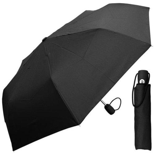 RainStoppers W035B 42 in. Auto Open Close & Auto Open Super Mini Umbrella, 6 Piece