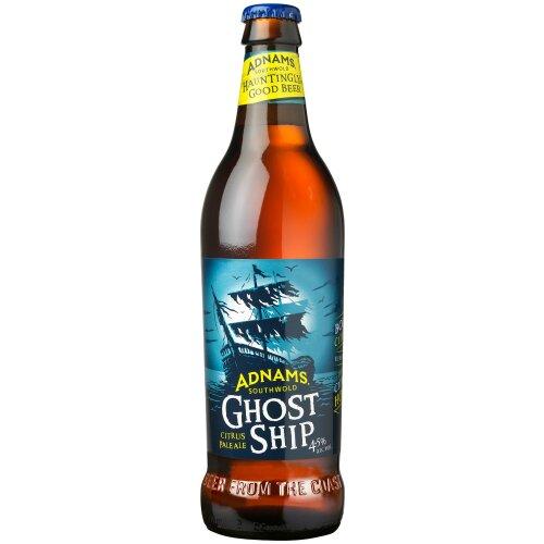 Adnams Ghost Ship Ale 4.5% - 8x500ml