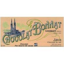 Bonnat, Java, 65% milk chocolate bar