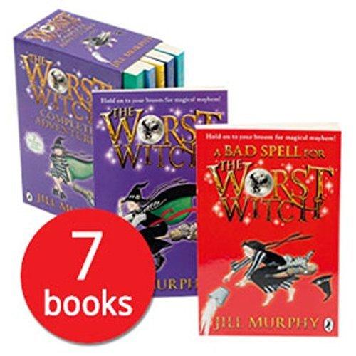 Worst Witch x 7 Slipcase