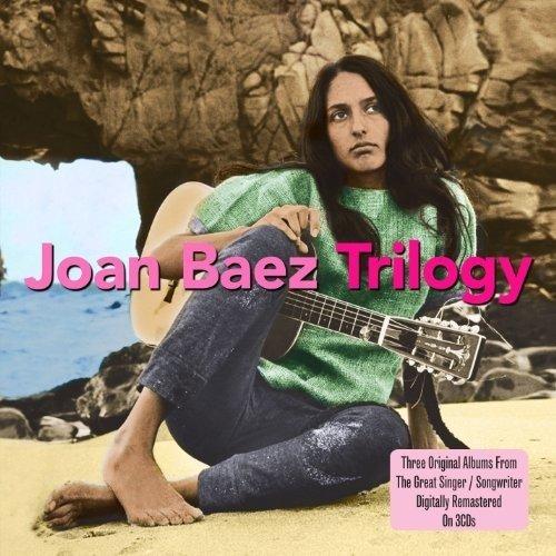 Joan Baez - Trilogy [CD]