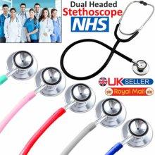 EMT Medical Dual Head Stethoscope For Doctor Nurse