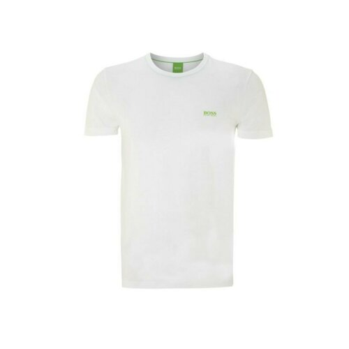 Hugo Boss Crew Neck Short Sleeve Men's Cotton T shirt Genuine