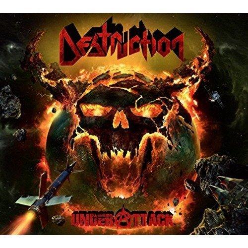 Destruction - under Attack [CD]