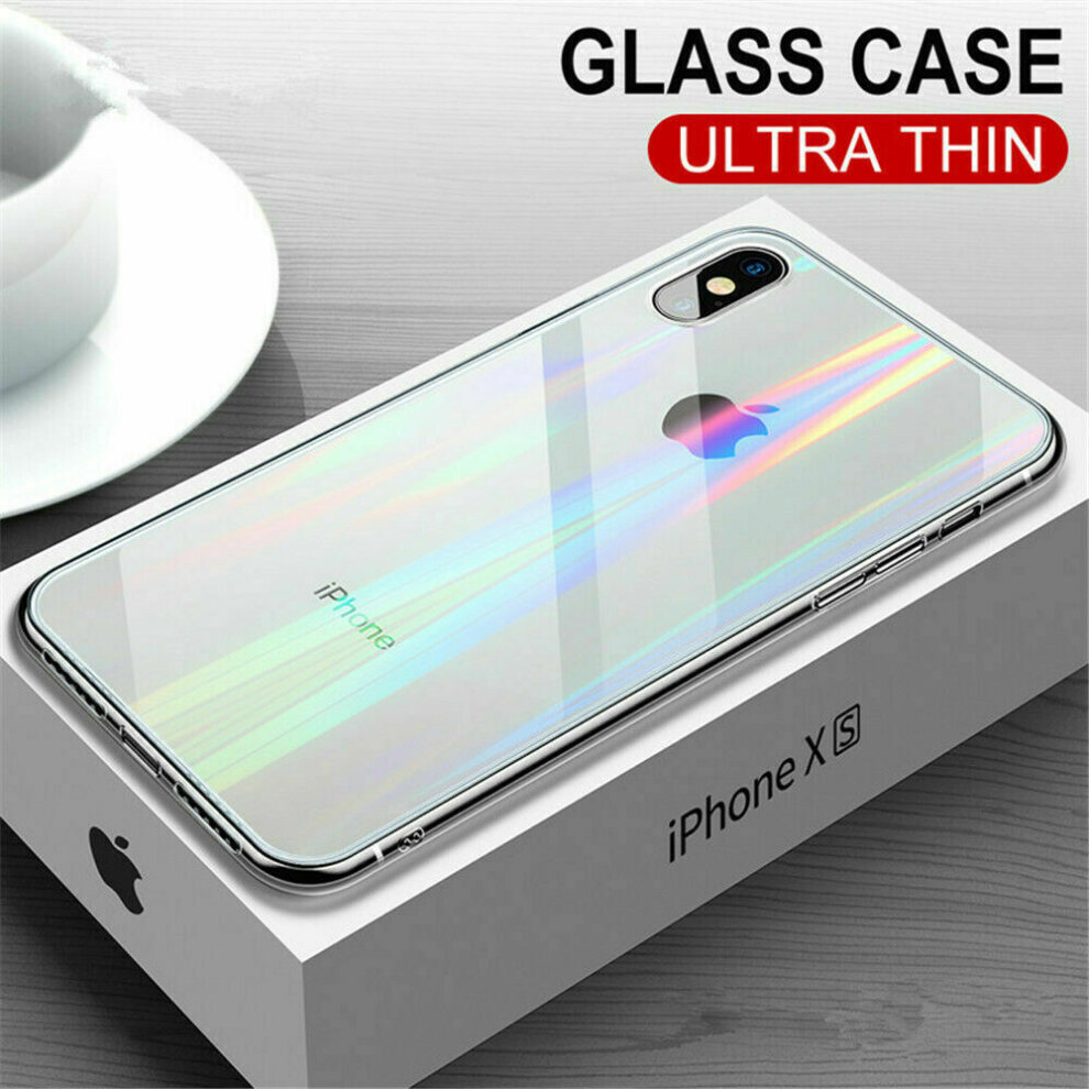 Silicone Clear Phone Case For I Phone 11 Pro Max X XR 7 8