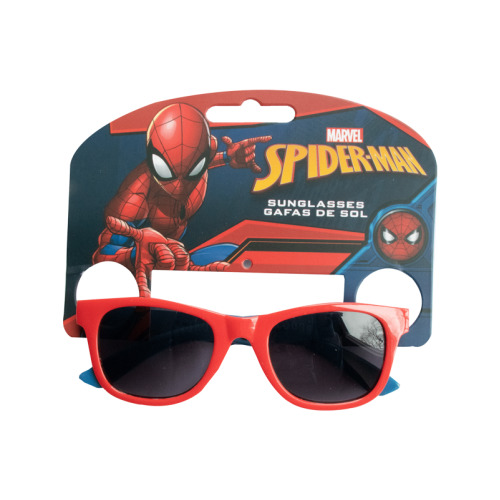 Marvel Spiderman Red 400 UV Protection Sunglasses Children Kids Summer