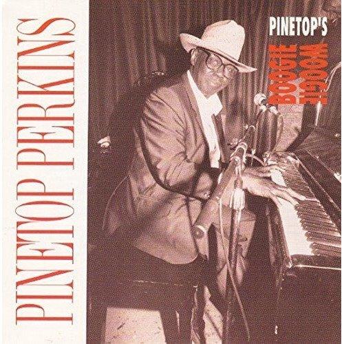 Pinetop Perkins - Pinetop S Boogie Woogie [CD]