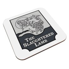 American Werewolf In London The Slaughtered Lamb Coaster