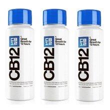 CB12 250ML 3 Pack Mint / Menthol Mouthwash