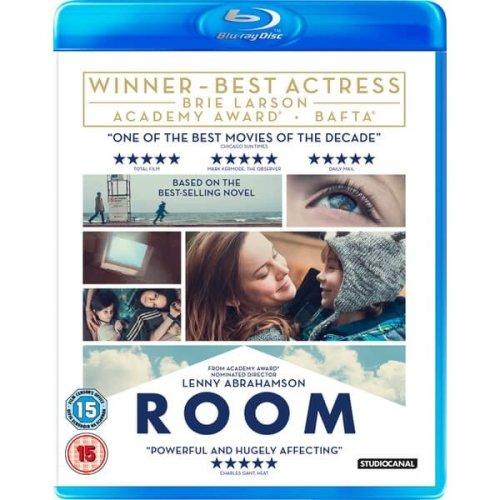 Room Blu-Ray [2016] - Used