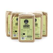 Matthews Cotswold Organic Wholemeal Bread Flour x 3 1.5kg Bags