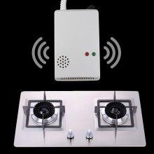 Home Safe Sensor Alarm Natural Gas Propane Butane Methane Leak Detector