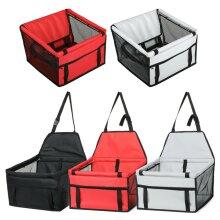 Folding Pet Dog Car Seat Safe