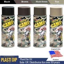 Plasti Dip Camo Spray Aerosol - Camouflage Hunting Paint